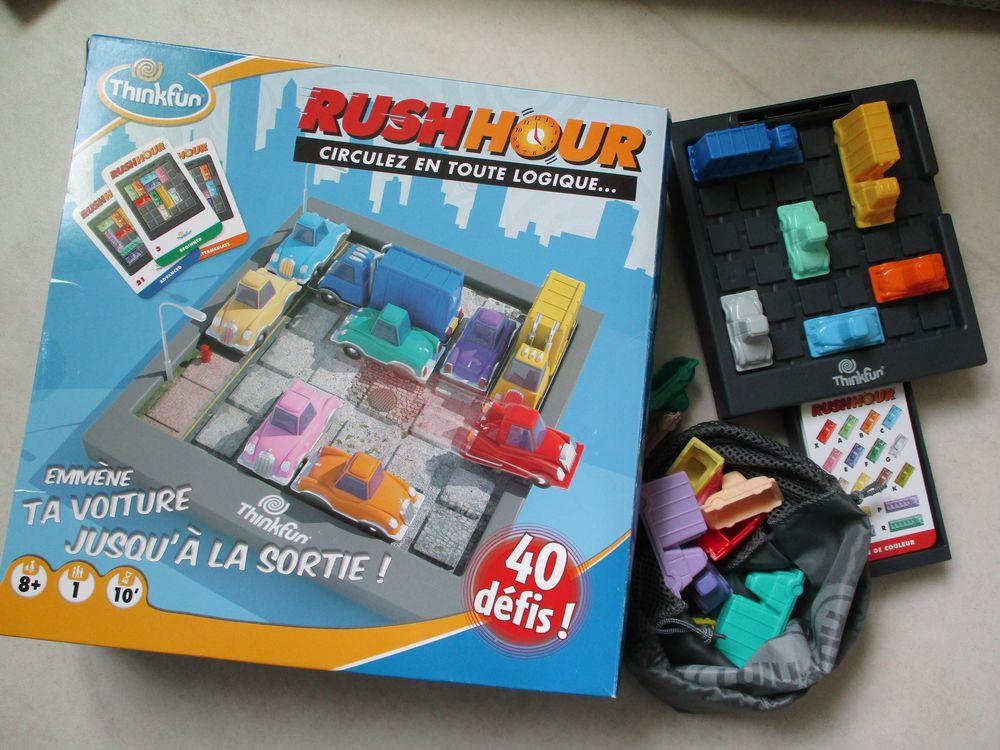 Rush Hour - Jeu de logique Casse-tête 15 Rochefort (17)