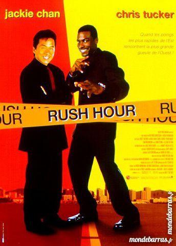 K7 Vhs: Rush Hour (567) DVD et blu-ray