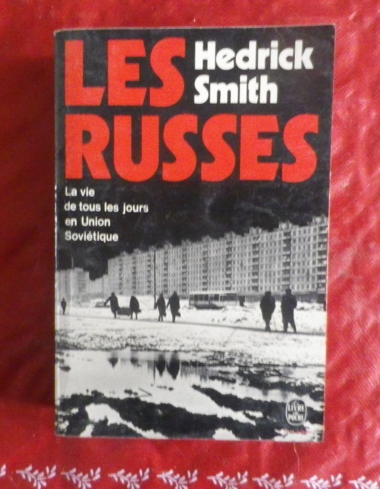 LES RUSSES VIE TOUS JOURS EN UNION SOVIETIQUE HEDRICK SMITH 4 Attainville (95)