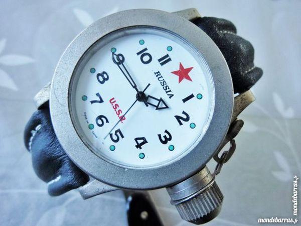 RUSSIA USSR montre mécanique répliq. Russe RUS0079 80 Metz (57)