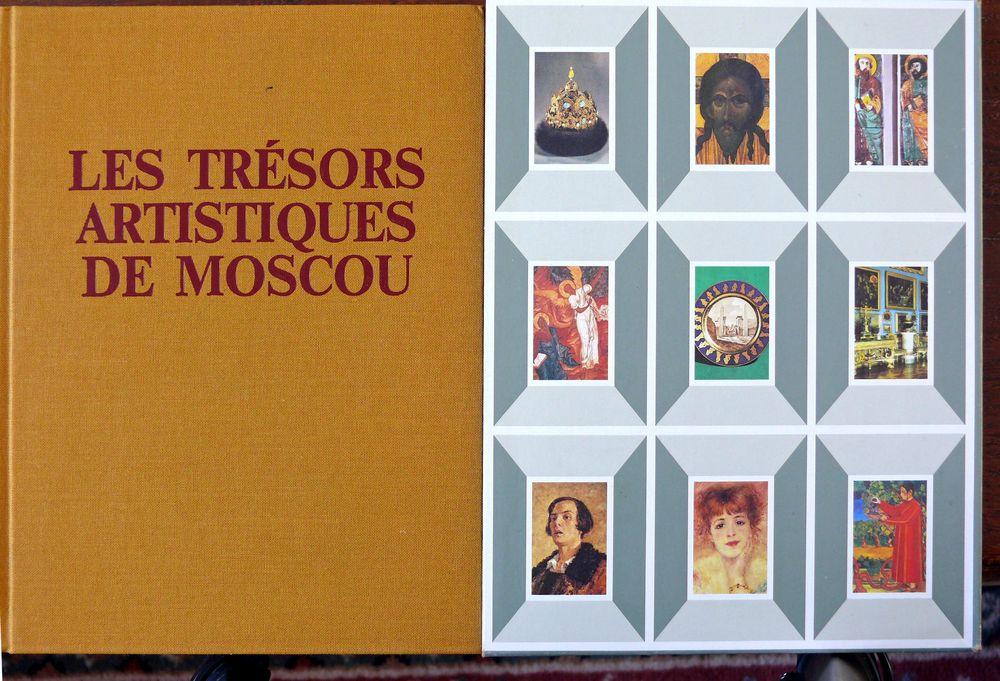 Russie Trésors artistique de Moscou Livres et BD