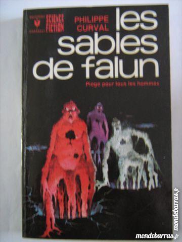S F - LES SABLES DE FALUN  par  P. CURVAL 2 Brest (29)