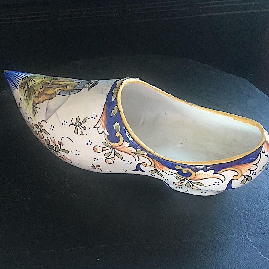 Sabot de porcelaine de 20cm 25 Hyères (83)