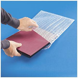 Sachet bulles 25x30cm à fermeture adhésive - RAJABUL Bricolage