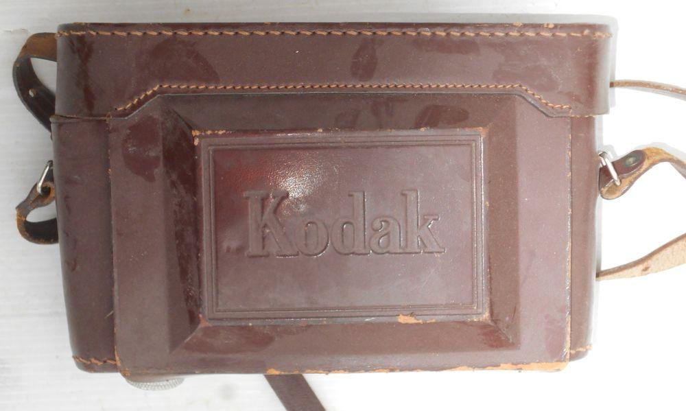 Sacoche pour appareil photo ancien Kodak 16 centimètres x 10 15 Castries (34)