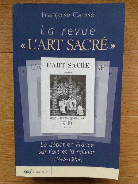 ART SACRE, (revue de l') Livres et BD