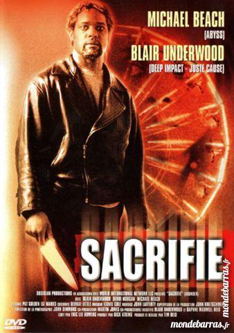 Dvd: Sacrifie (524) DVD et blu-ray