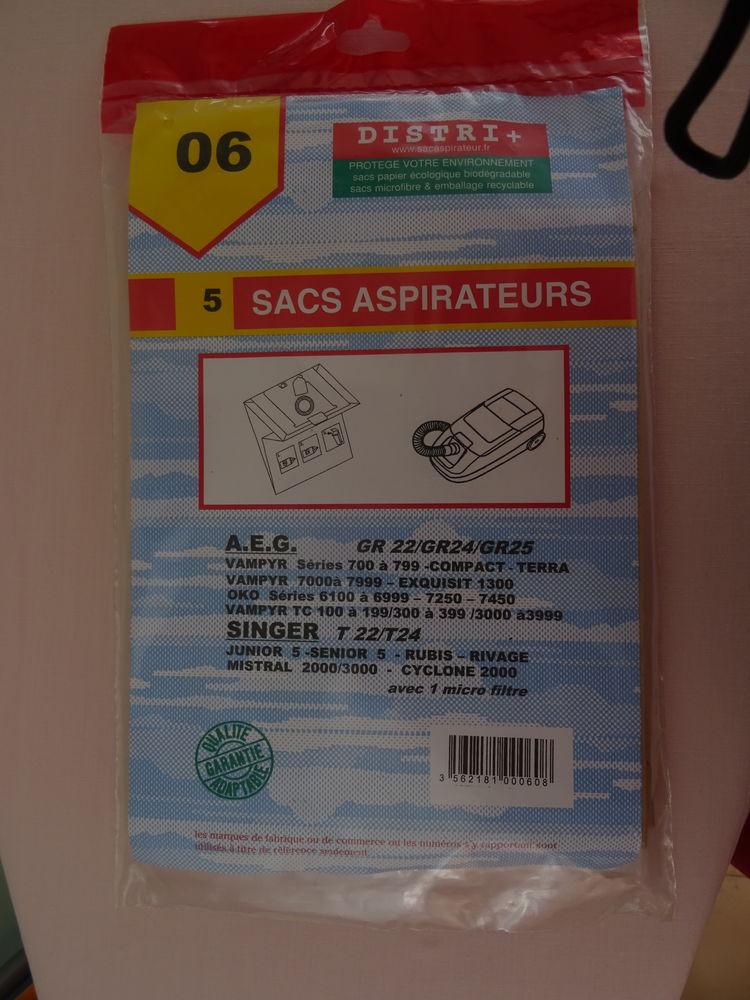 13 sacs aspirateur 9 Lorgues (83)