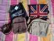 3 sacs bandoulière neufs