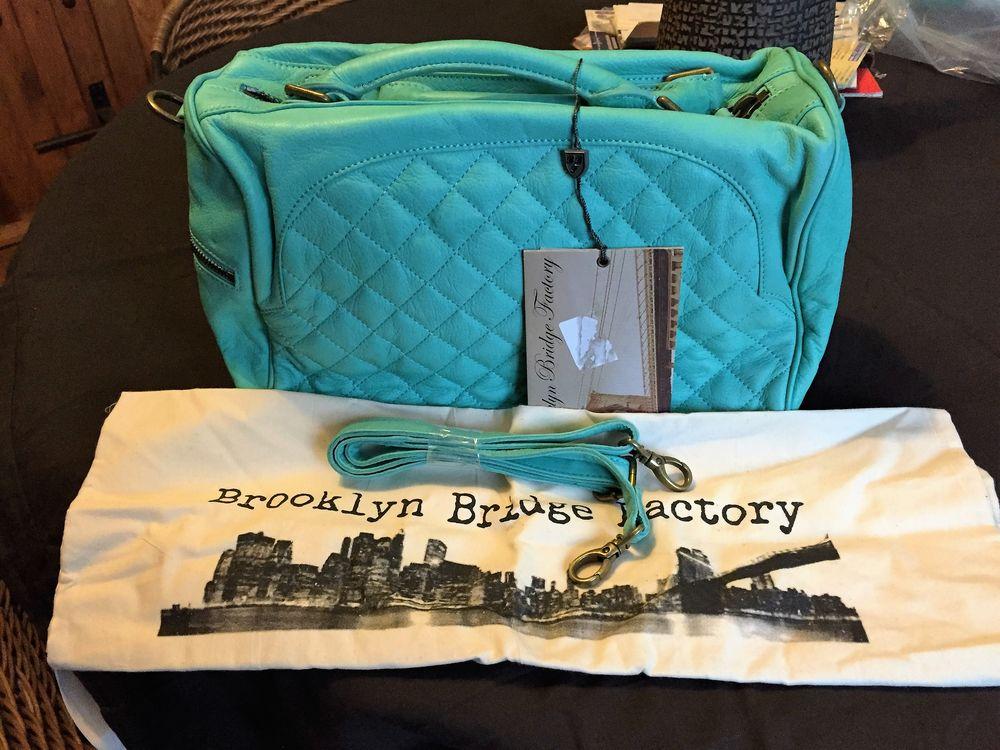 sacs en cuir d agneau marque brooklyn neuf 18 Paris 20 (75)