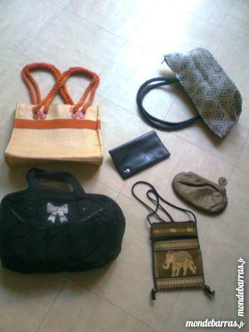 Lot de sacs et pochettes - zoe 1 Martigues (13)
