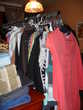 10 sacs de vêtements femmes enfants toutes tailles