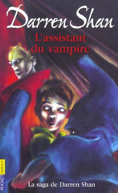 La saga de Darren Shan t.2 ; l'assistant du vampire 13 Rennes (35)