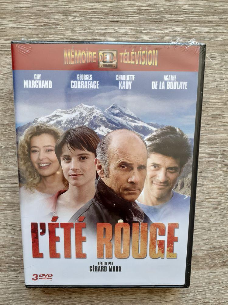 3 DVD  Saga    L'Eté Rouge    25 Le Vernois (39)