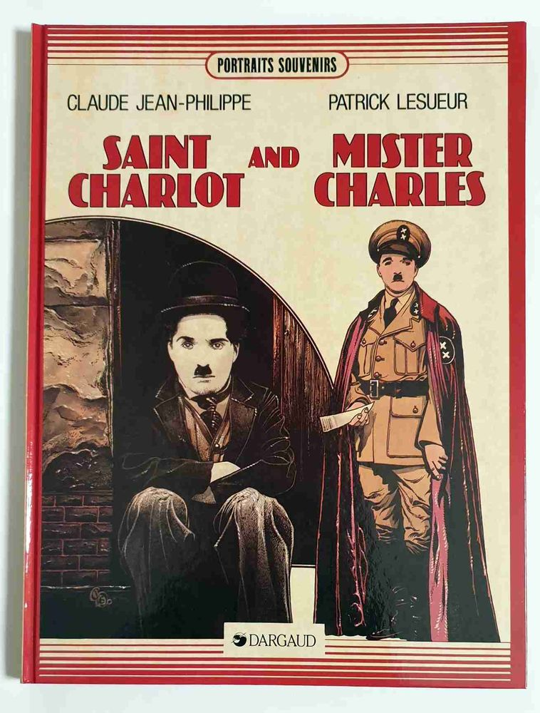 Saint Charlot and Mister Charles  4 Croissy-sur-Seine (78)