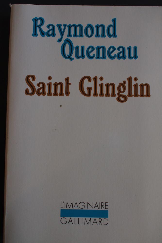 SAINT GLINGLIN Livres et BD