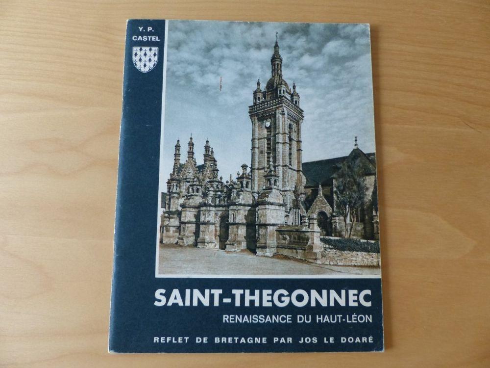 Saint-thegonnec, renaissance du Haut-Leon. par Castel y.p. 0 La Madeleine (59)