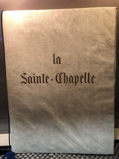 SAINTE CHAPELLE DE PARIS 6 Athis-Mons (91)