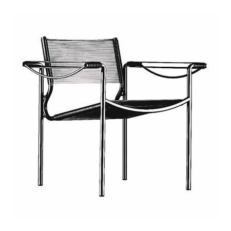 A saisir 1200 € 4 fauteuils Cassina  Spaghetti  années1980   1200 Saint-Jean-de-Blaignac (33)