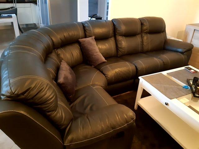 a saisir canapé d'angle cuir 700 Arles (13)
