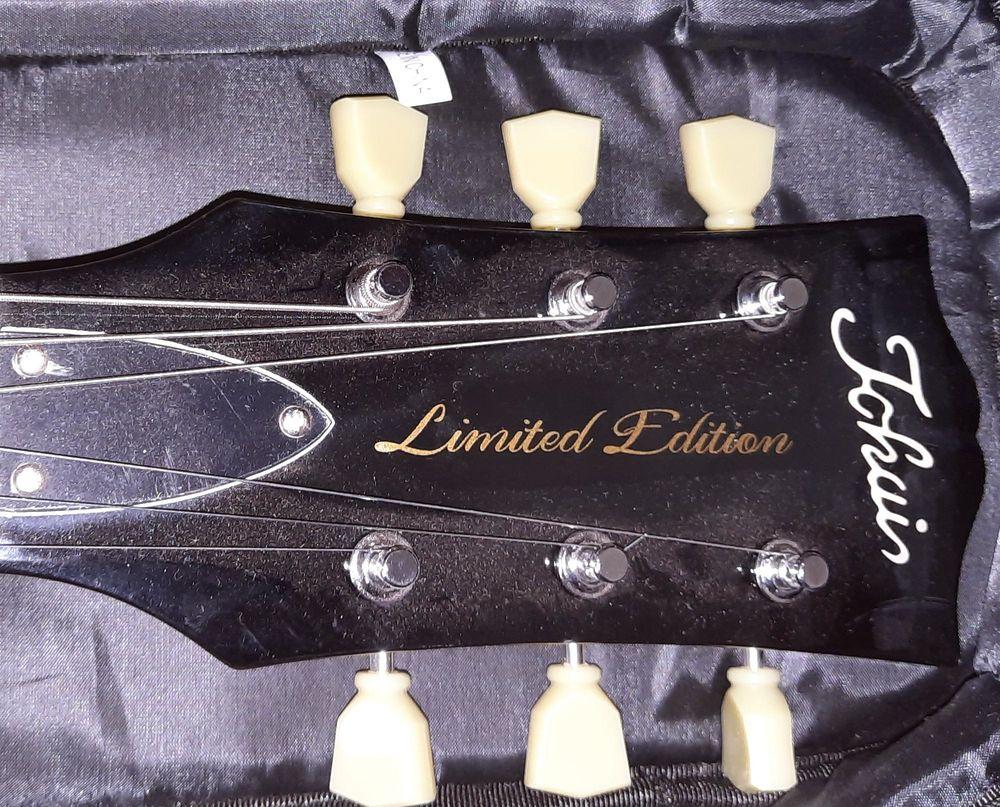 A saisir, guitare électrique TOKAI ALS SS GOLD TOP 350 Albi (81)