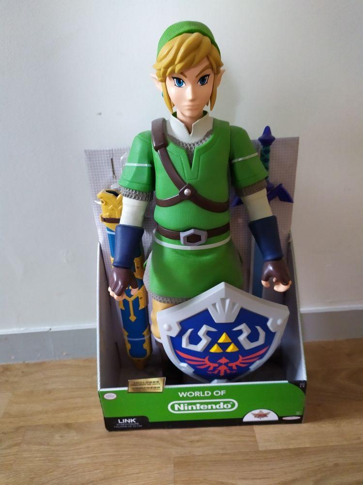 À saisir : magnifique figurine 50cm   Zelda   ! NEUVE ! 60 Saint-Quay-Portrieux (22)
