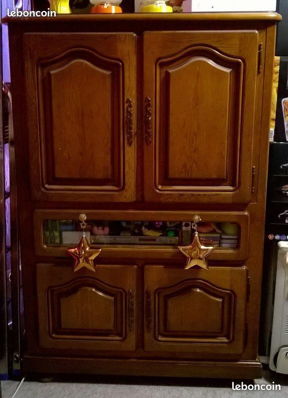 A saisir - Meuble TV / Bar - 4 portes 0 Compiègne (60)