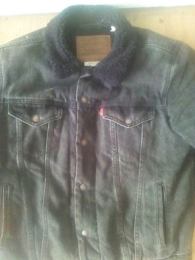 a saisir veste jeans Lévis 2020 nouveauté 65 Gagny (93)