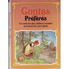 Saisissez le titre de votre objet.Contes préférés les contes 0 Lunel (34)
