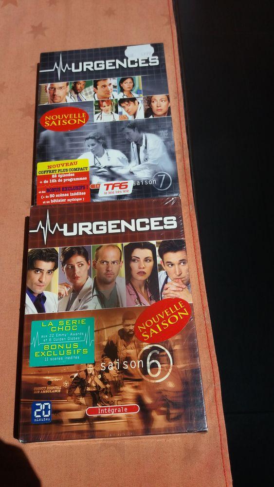 DVD 2 saisons intégrales de la série  S  20 Guidel (56)