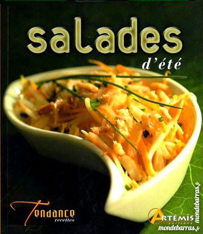 les SALADES D'ETE en cuisine 10 Laon (02)