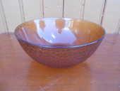 SALADIER verre jaune   Duralex   3 Dammarie-les-Lys (77)