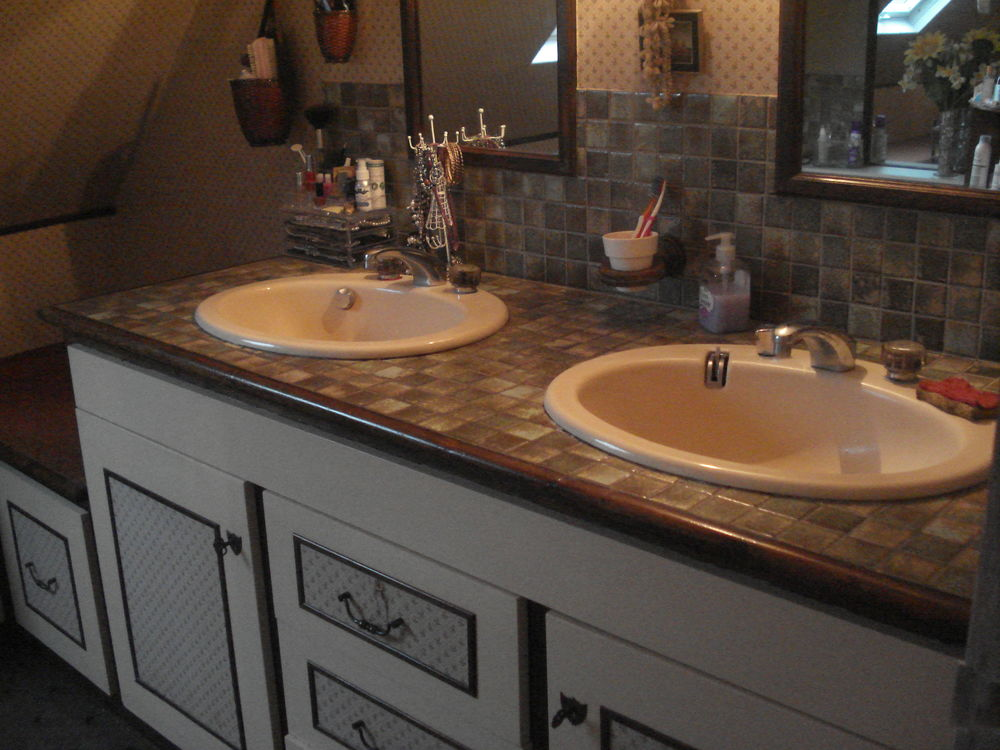 meuble salle de bain niort