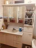 salle bains avec évier meuble et coiffeuse 500 Malo Les Bains (59)