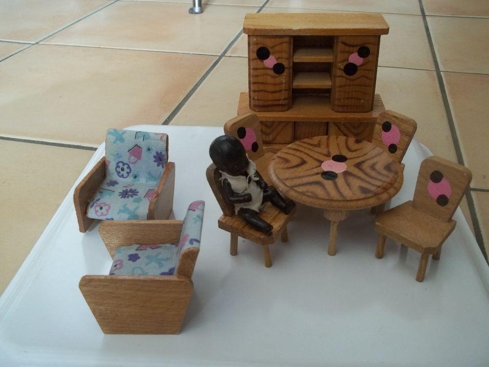 Ens Salle à manger en bois pour petits baigneurs  20 Manosque (04)
