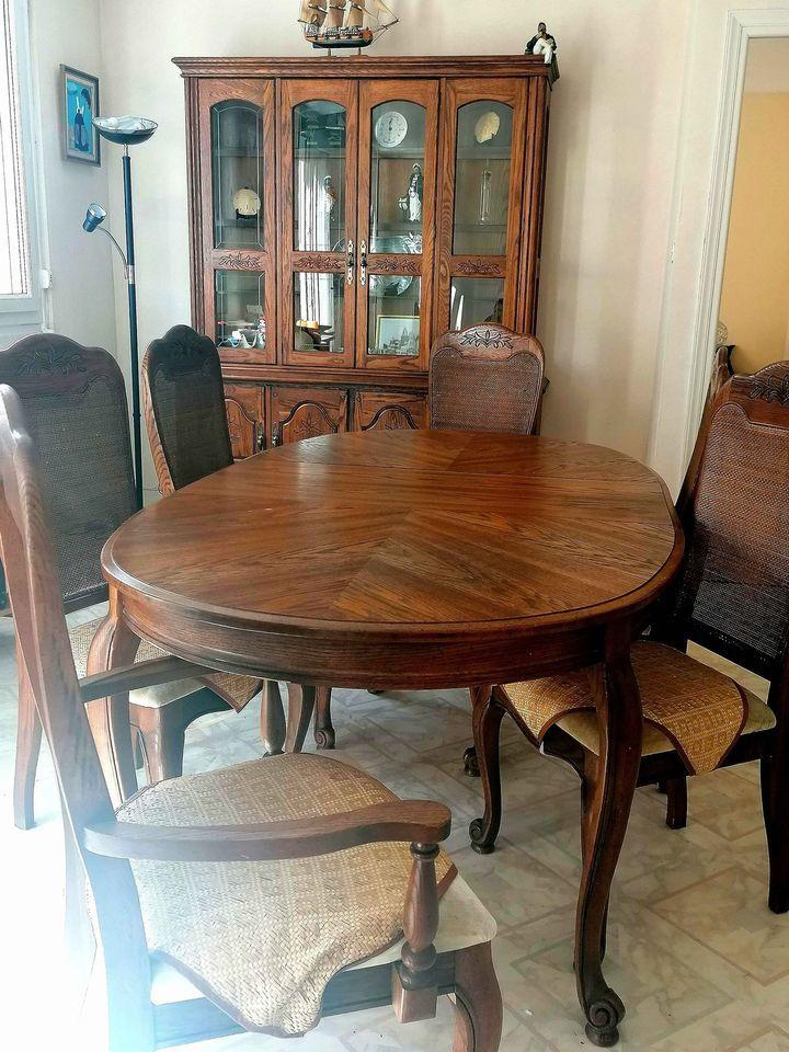 salle à manger en bois 0 Port-Louis (56)