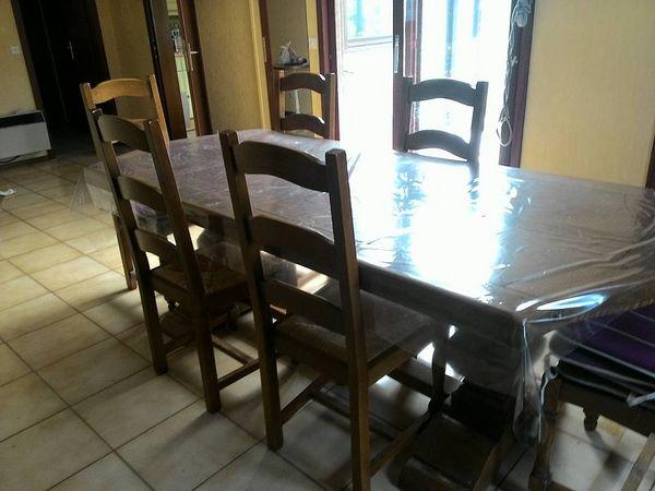 Tables En Chene Occasion A Bethune 62 Annonces Achat Et Vente De
