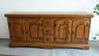 Salle à manger chêne : table + meuble Meubles