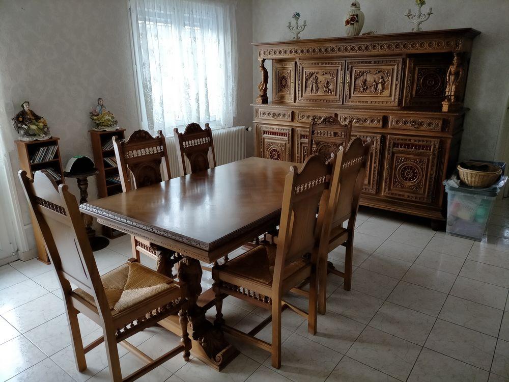 salle à manger chêne 1800 Thaon-les-Vosges (88)