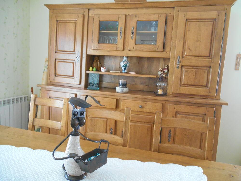 salle à manger chêne massif 2700 Saint-Martin-de-Crau (13)