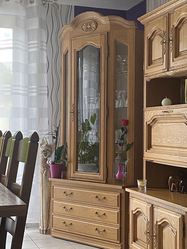 salle à manger en chêne 630 Carnin (59)