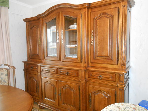 Achetez salle manger occasion annonce vente besan on 25 wb150449482 - Vente salle a manger complete ...