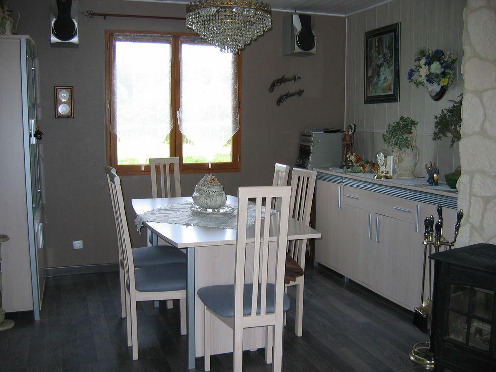 salle à manger contemporaine 150 Saint-Bueil (38)