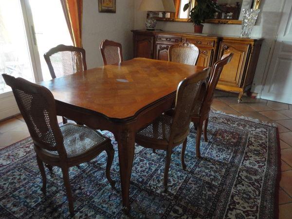 Achetez salle manger occasion annonce vente rousset for Salle a manger merisier