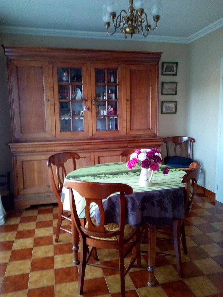 Salle à manger merisier 250 Franconville (95)