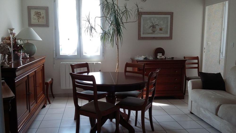 Salle a manger merisier style Louis Philippe  475 Bourges (18)