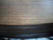 salle à manger MERISIER, table ovale 230cm et enfilade TBE Meubles