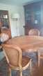 salle à manger en merisier LouisPhilippe Meubles