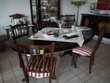 Salle à manger Régency complète Meubles