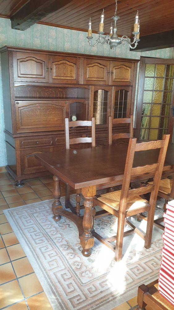 Salle à manger rustique 150 Fournes-en-Weppes (59)